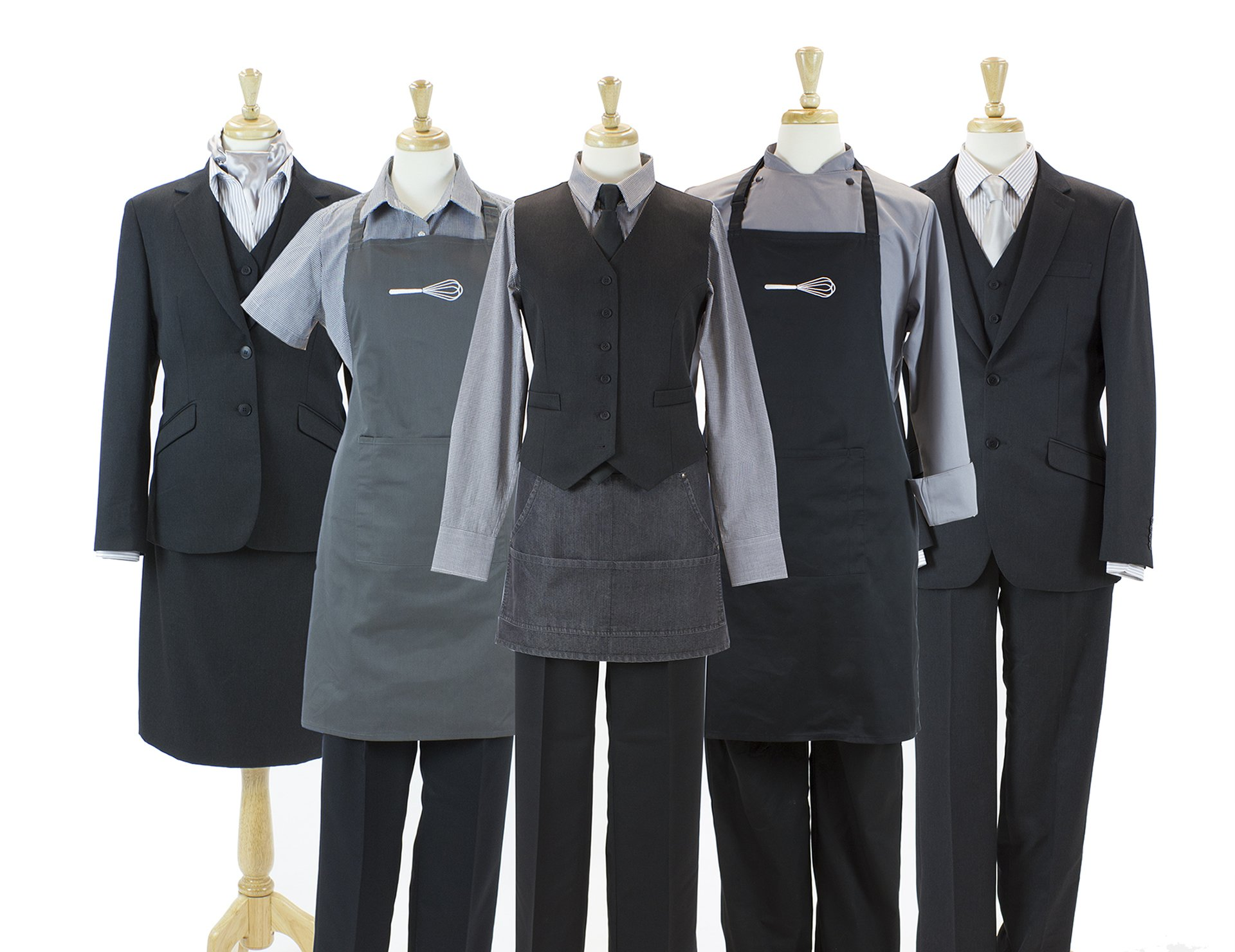 Chartwells Contract Caterer Staff Uniform Range