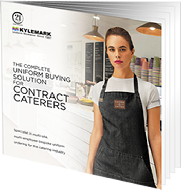 Contract Caterer - Uniform Buying Guide Booklet