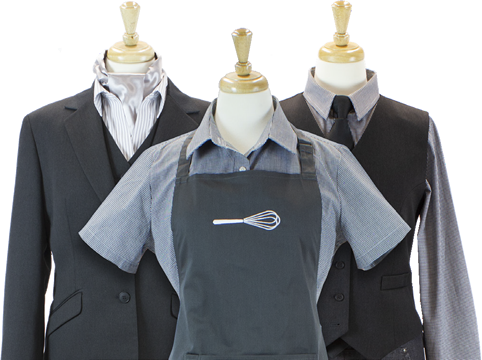 contract catering staff uniforms order online