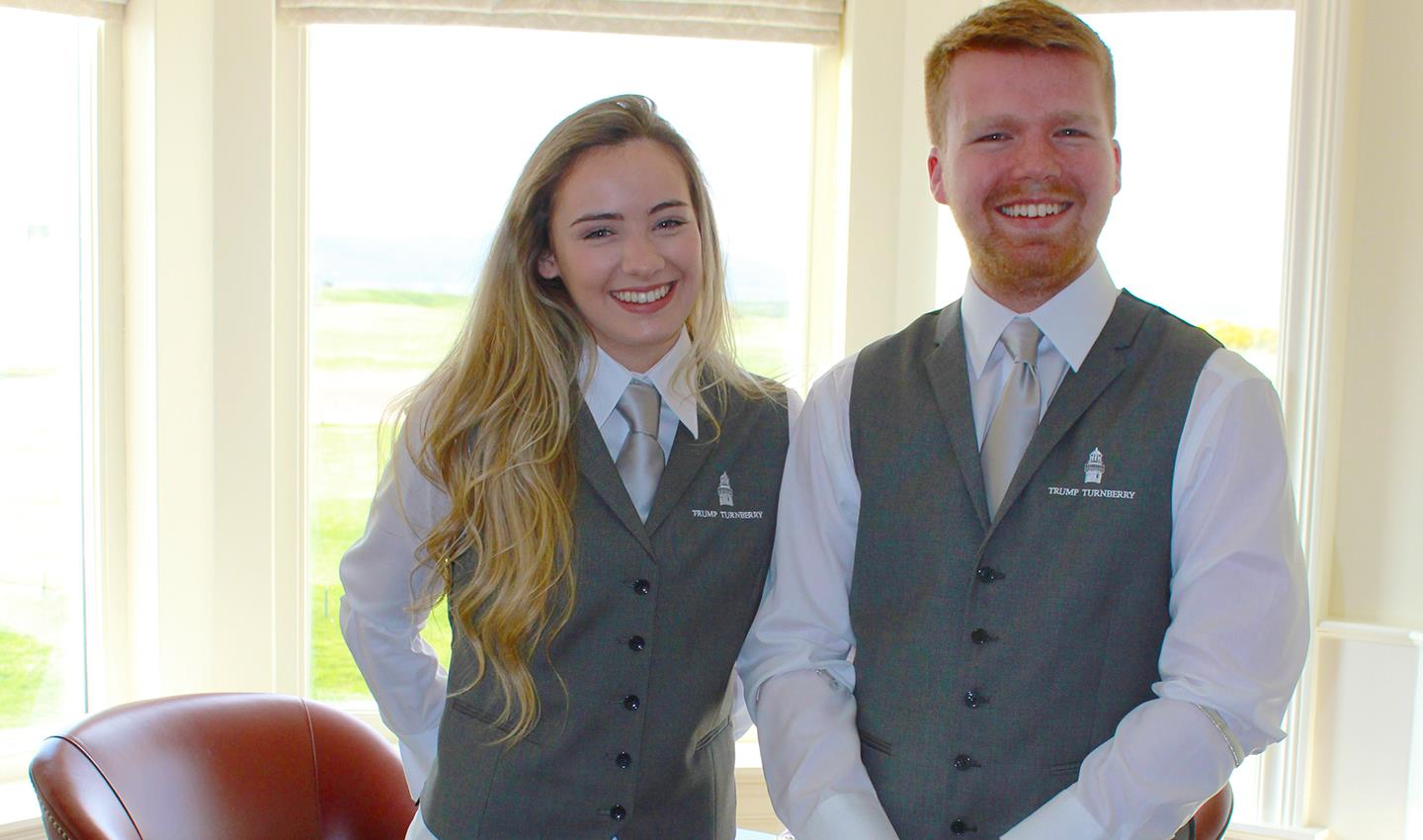 ffe06b0cd52 Front of House Hotel Uniforms - Kylemark Workwear