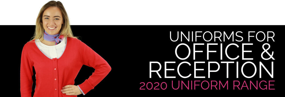 Office and Reception Staff Uniforms 2020
