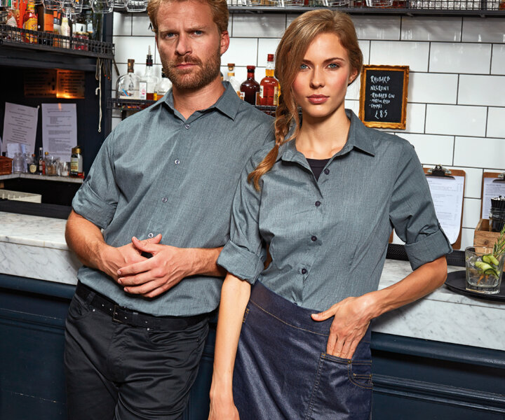 Impress with Your New Hospitality Uniform
